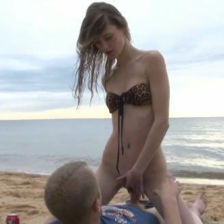 Szexkaland a strandon