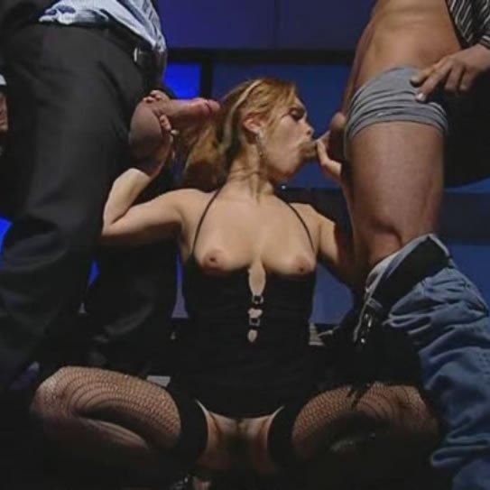 Ingyen pornó - gruppenszex