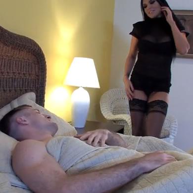 Ingyen pornó - harisnya szex