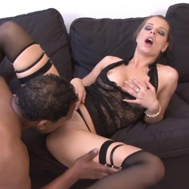 Ingyen pornó - fekete szex